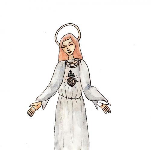 jesus luca beolchi drawings