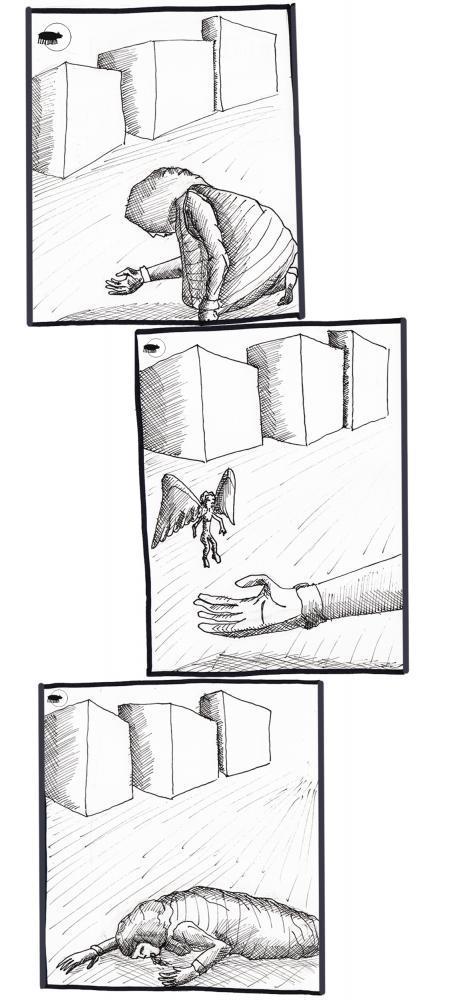 fumetti divertenti, comics, luca beolchi